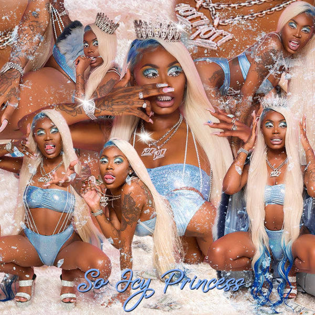 "Asian Doll Releases ""So Icy Princess"" Album"