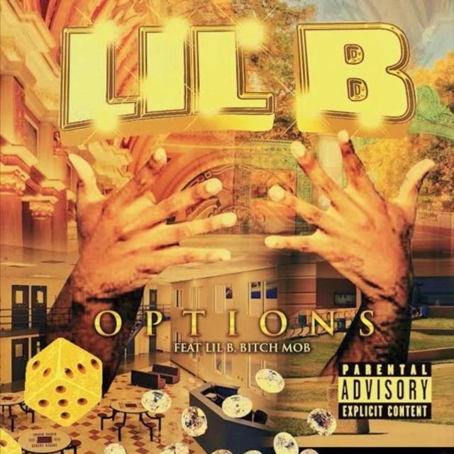 "Lil B Drops 34-Track ""Options"" Mixtape"