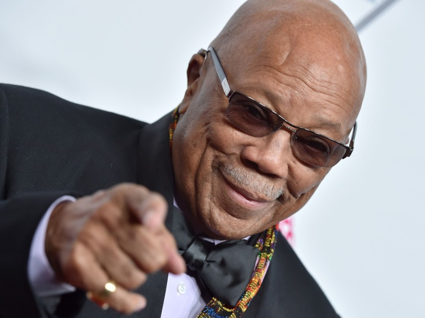 Quincy Jones Supports Ray Charles Did Heroin Addict