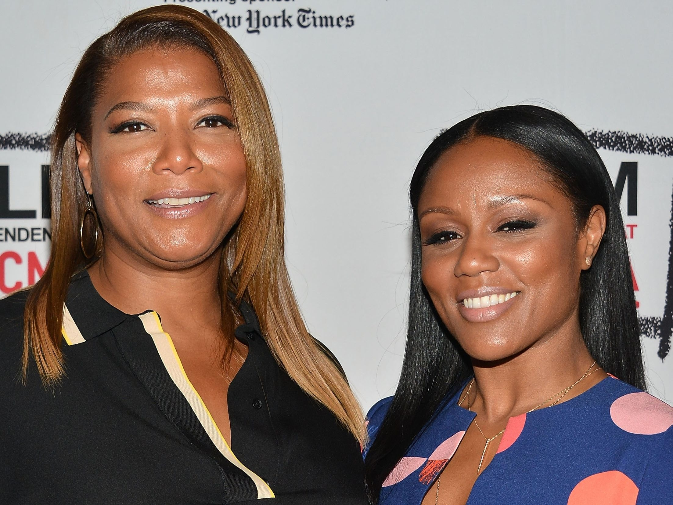 Queen Latifah & Fiancée Expecting Baby Soon