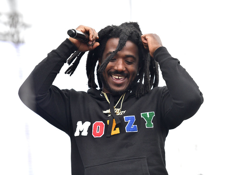 """Mozzy Discusses Kendrick Lamar's Co-Sign, """"Black Panther"""" Placement & His Creative Process"""