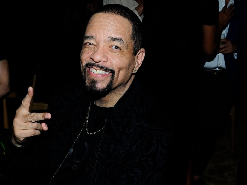 "Oh, The Irony: Ice-T Arrested On the way TO ""SVU"" Set"