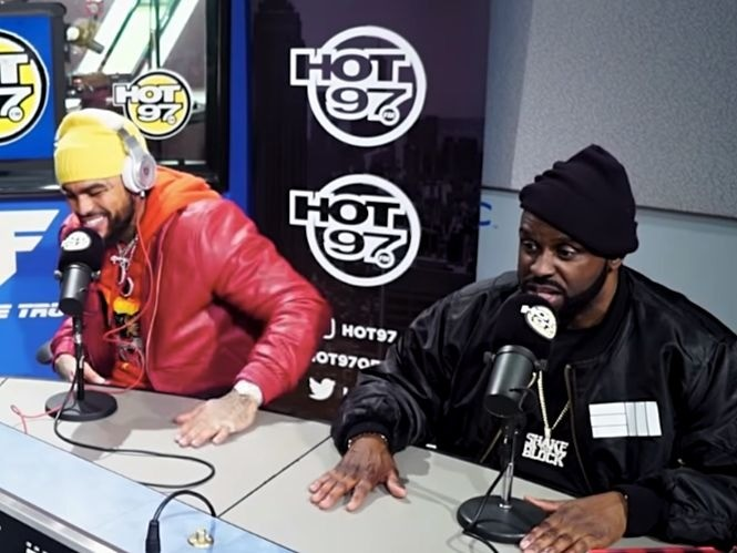 Is Funkmaster Flex Send Drake Sub Shots Again?