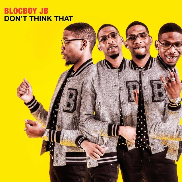 "BlocBoy JB Drops ""Don't Think That"" EP"