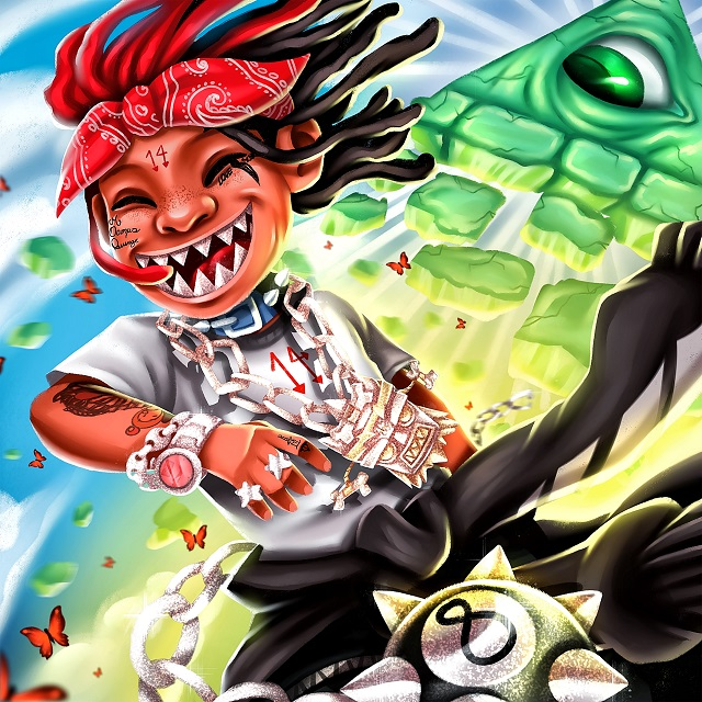 "Trippie Redd Unveils ""A Love Letter To You 3"" Cover Art & Tracklist"