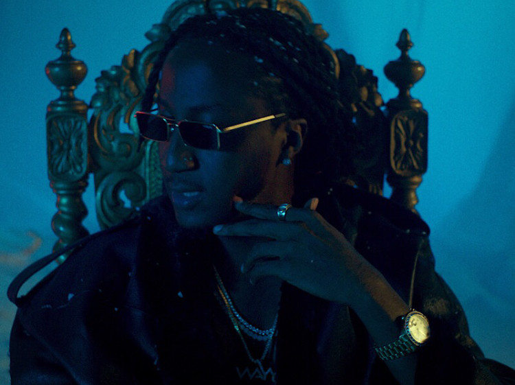 "K Camp Announces ""WEIRD Sound"" Album Release Date & Drops New Video"