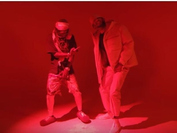 "Lil Wayne & Swizz Beatz Shake Things Up In The ""Rampage"" Video"