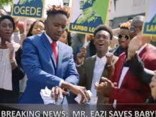 "Mr. Eazi - ""Keys To The City (Ogede)"""
