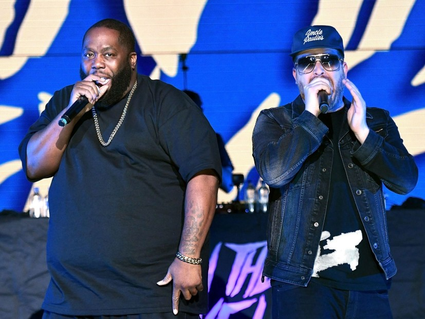 "Run The Jewels Premiere ""Let's Go (The Royal We)"" & Talk New Album"