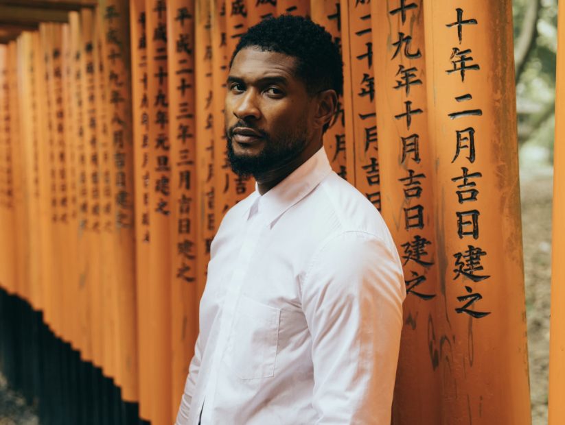 "Usher Announces Zaytoven-Produced ""A"" Album"