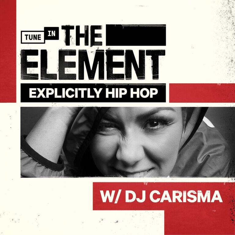 DJ Carisma Launches New TuneIn Hip Hop Station