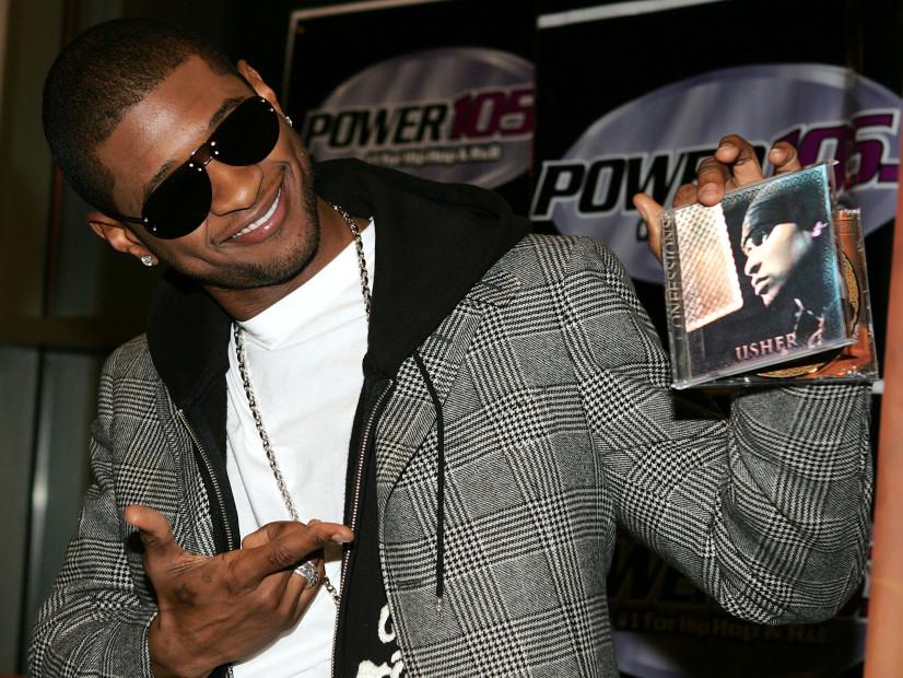 """Composer Wins $44 Million In Usher's """"Bad Girl"""" Demand"""