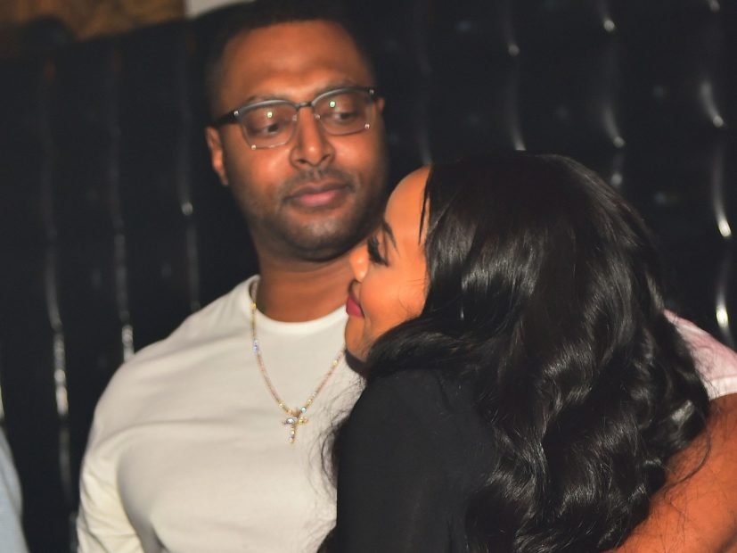 Angela Simmons' Ex-Boyfriend Shot And Killed Inside His Home