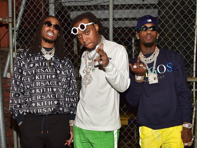 Migos, Ludacris & Lil Jon To Perform In EA Sports' Super Bowl LII Week of Concerts