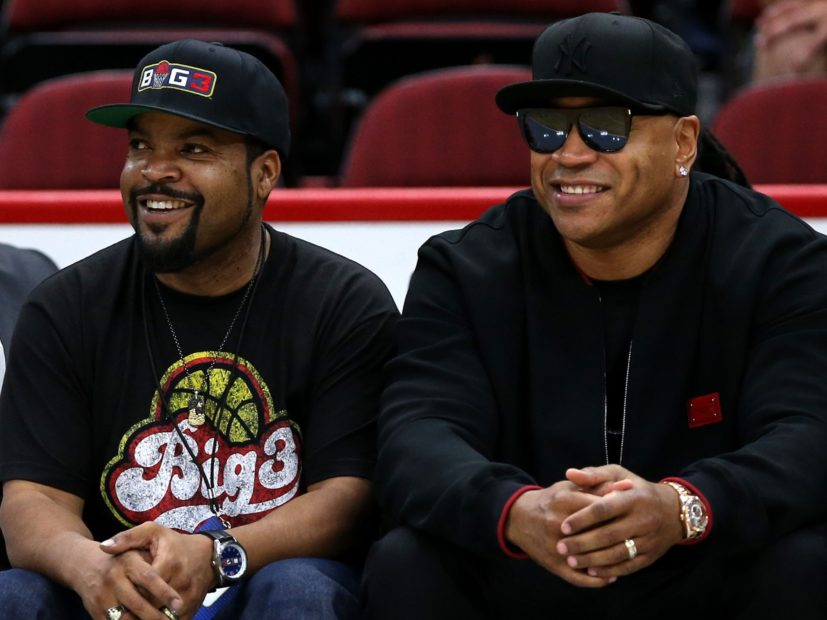 LL Cool J & Ice Cube In Talks To Buy 22 of Sports TELEVISION Stations