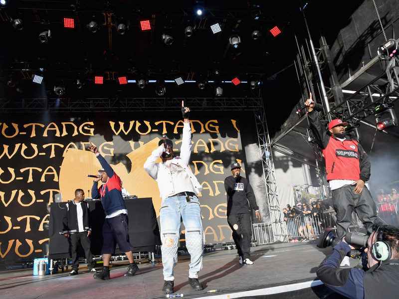 """9 Classic Bars From Wu-Tang Clan's """"Enter The Wu-Tang (36 Chambers)"""""""