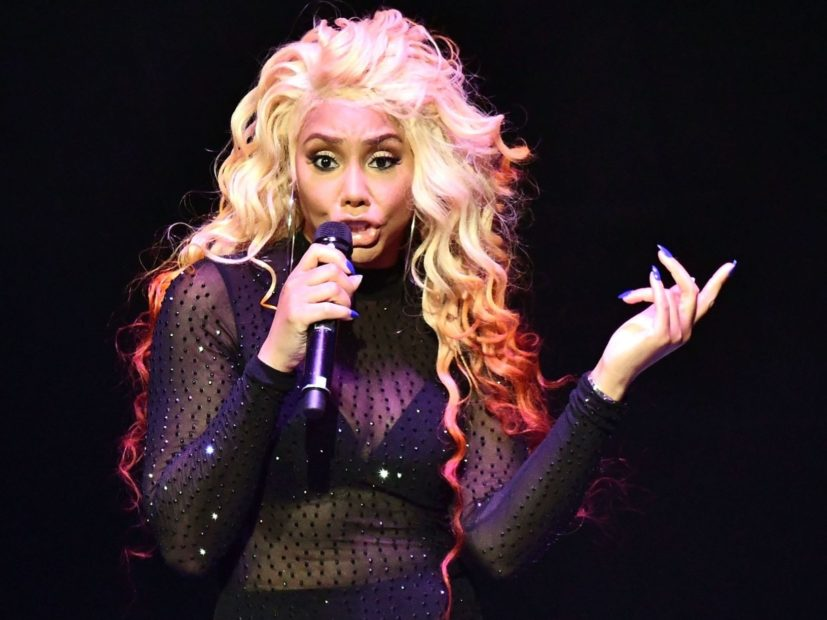 Tamar Braxton Reportedly Ditched Snoop Dogg Play Over Missed Meal
