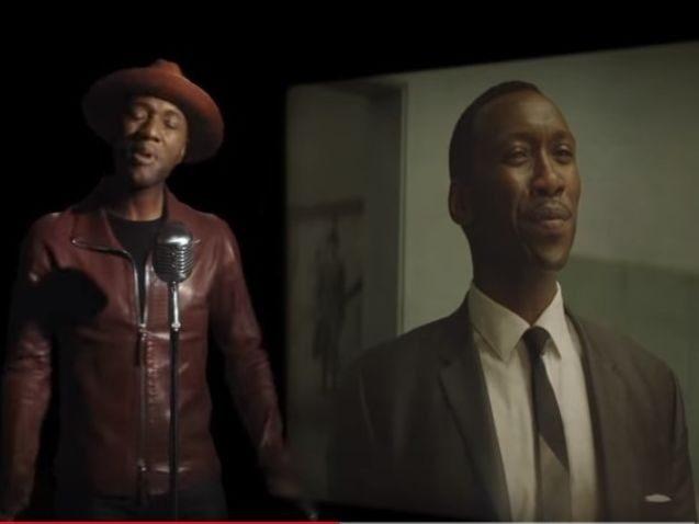 """Aloe Blacc Es En Uno En El """"I Count On Me"""" De Vídeo"""