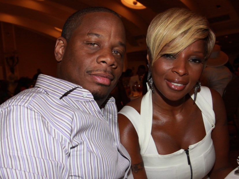 Mary J. Blige, Ex-Husband of the Daughter of Ethers of Him On Instagram