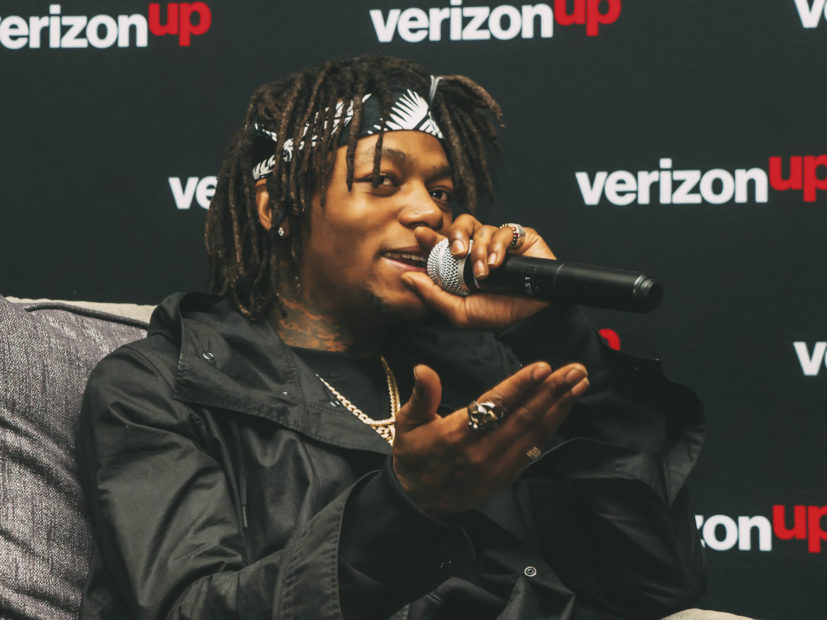 """The Story How Leonardo DiCaprio Invited Dreamville's J.I.D To His Birthday Party After Hearing About """"DiCaprio 2"""""""