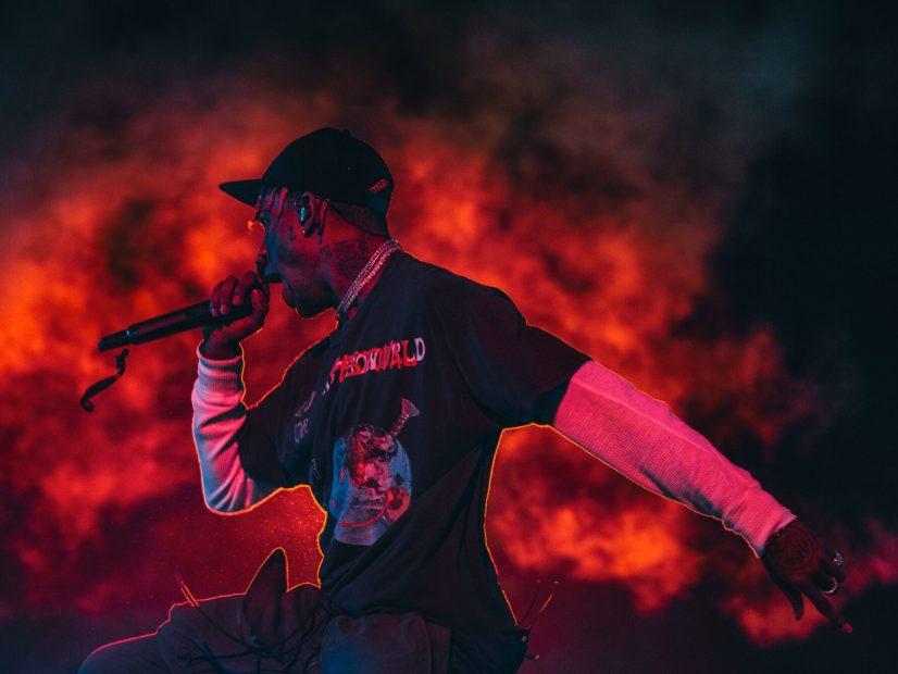 Travis Scott's Houston Astroworld Festival Earns La Flame His Own Day