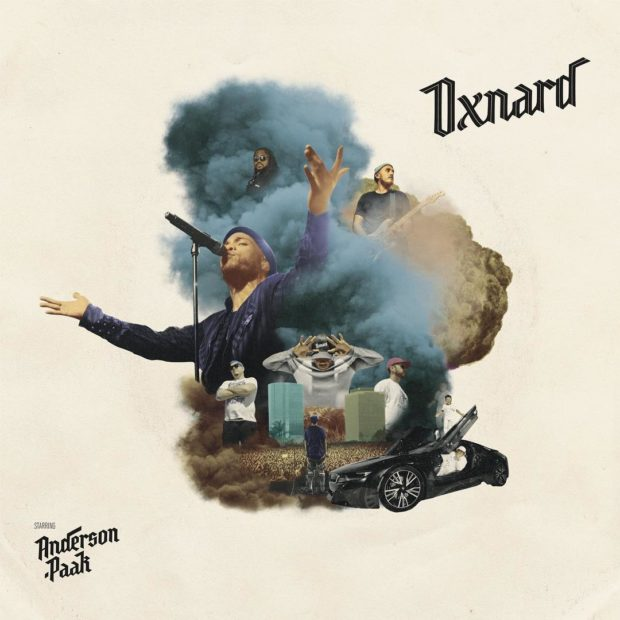 "Review: Anderson .Paak Swings For The Fences On ""Oxnard"""