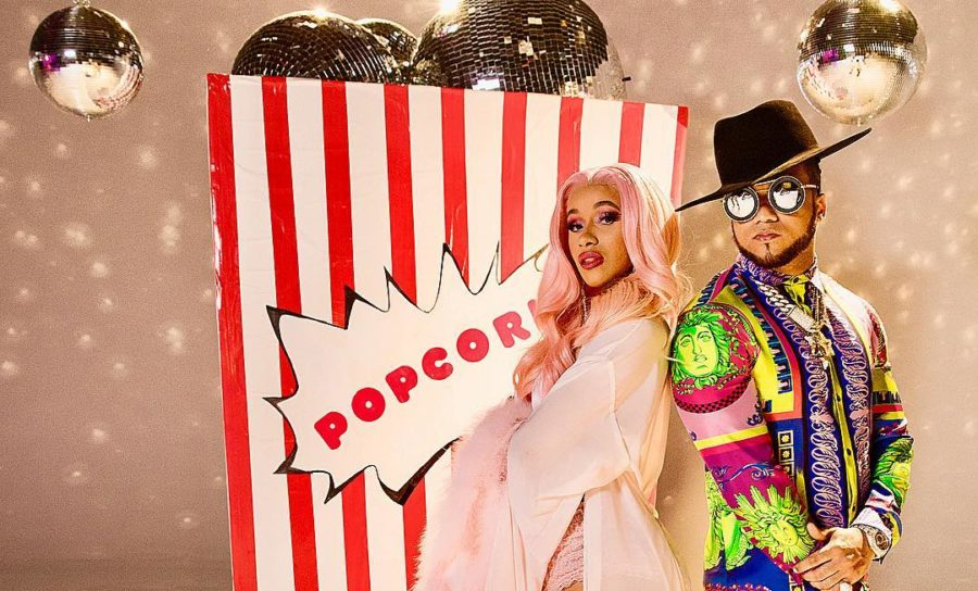 "Cardi B Joins The Alpha For ""My Mommy"" Video"