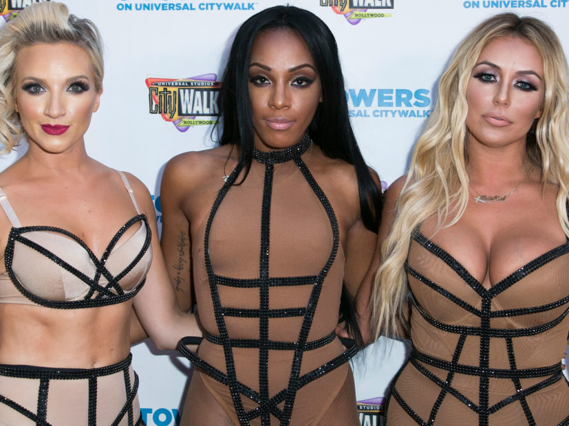 Danity Kane Airs Out Diddy, Jimmy Iovine, Diddy & Trump For Alleged Sexist And Racist