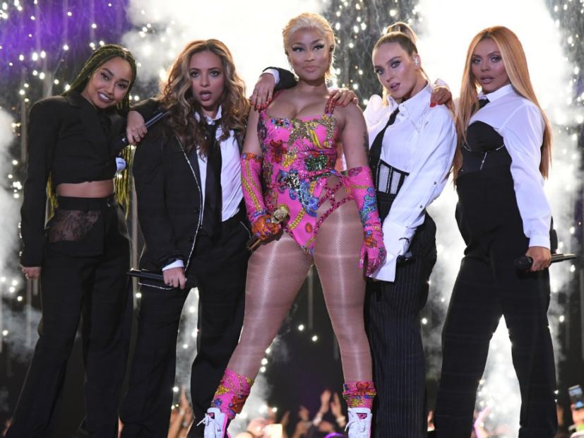 Nicki Minaj Makes Billboard History Again