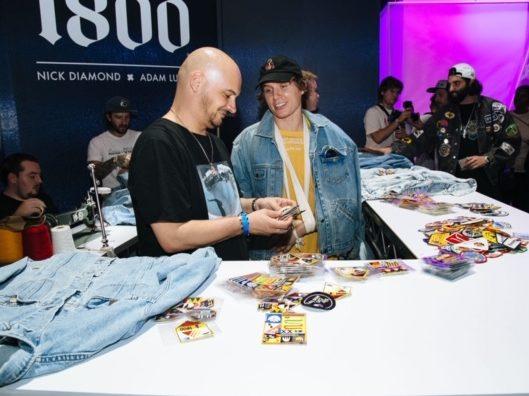 Nicky Diamonds & Adam Lucas Explain 1800 Tequila x Diamond Supply Co. Jacket Origins