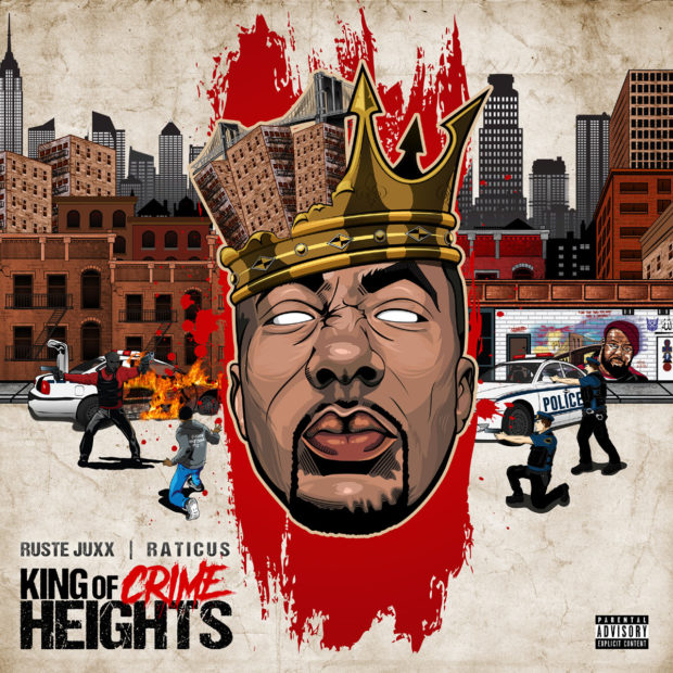 "Review: Ruste Juxx's ""King Of Crime Heights"" Doesn't Earn A Crown"