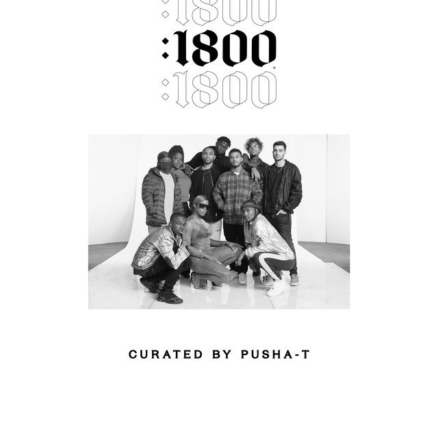 "Review: Pusha T's Curation Game Wins On ""1800 Seconds"" Compilation"