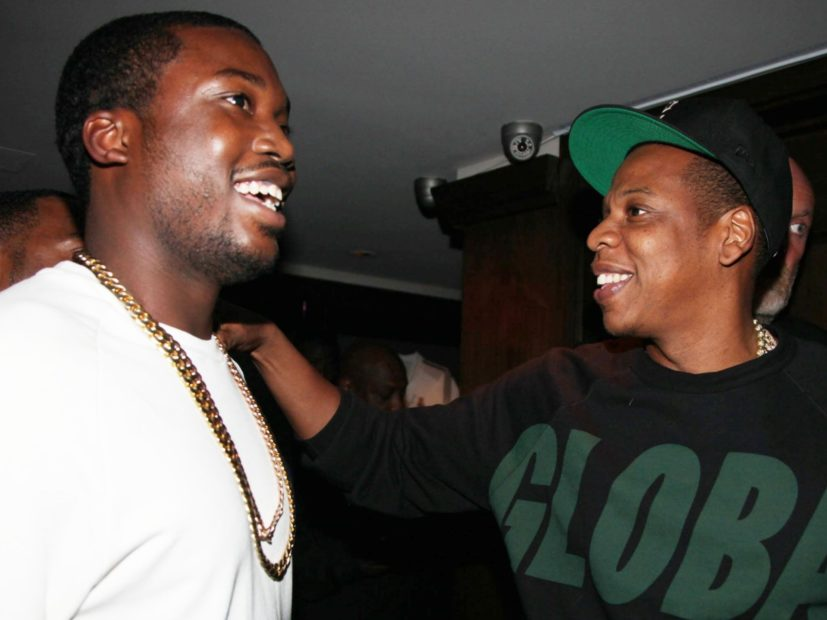 JAY-Z & Meek Mill Discuss Criminal Reform With Patriots, 76ers & Nets Owners