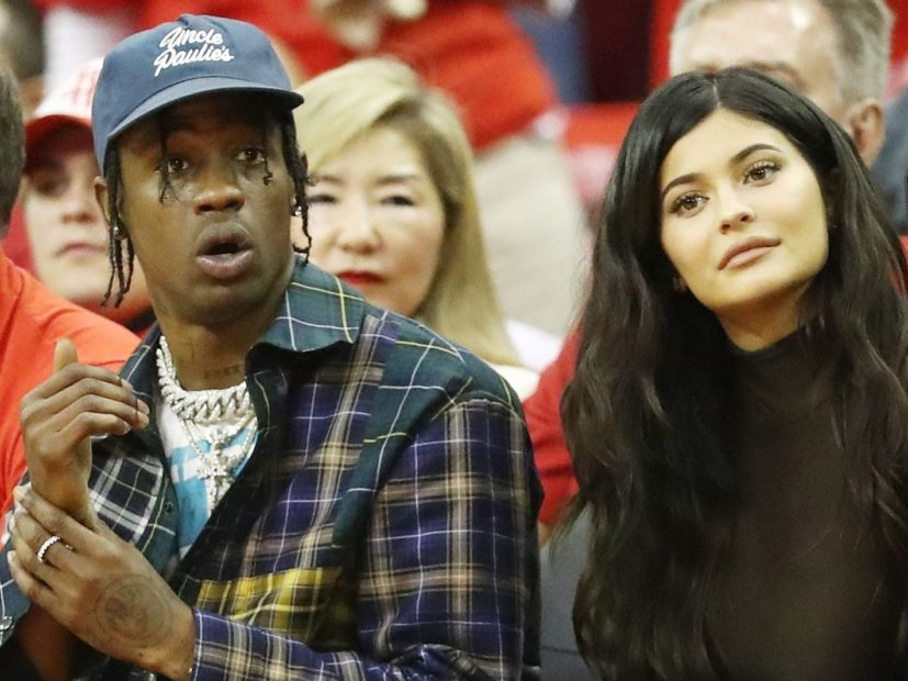 Travis Scott Denies Cheating On Kylie Jenner After Questionable Photo Surfaces