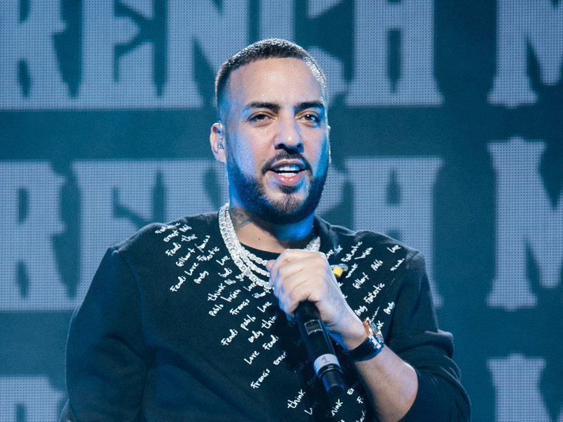 French Montana slapped With $400K of Tax Lien