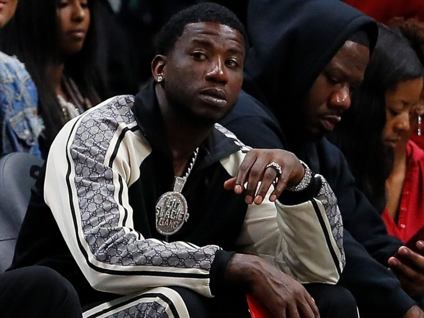 Gucci Mane Thinks that Eminem Is nowhere Close To Being the Rap King