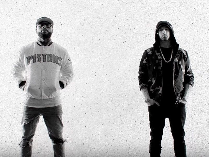 Royce Da 5'9 Asks Fans To Bother To Eminem For The New Bad Meets Evil Album