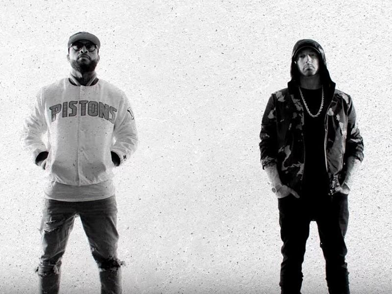 Royce Da 5'9 Asks Fans To Pester Eminem For New Bad Meets Evil Album