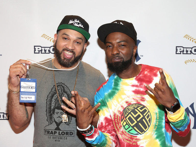 Executive VICE president of Doubt Desus & Mero Can Hack On Showtime