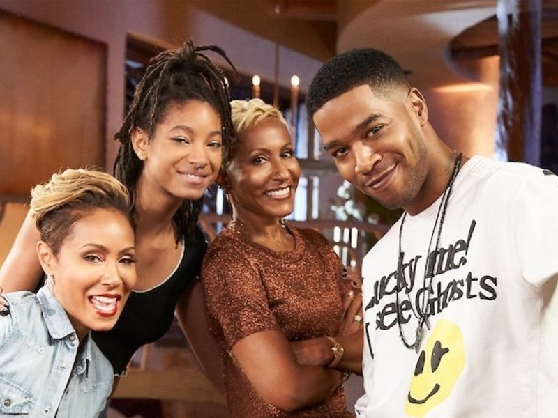 Kid Cudi Speaks on Mental Health And consumption of Drugs In Jada Pinkett Smith's Red Table Talk""