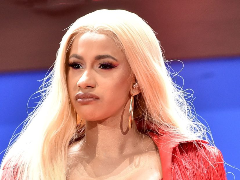 Cardi B Defends Publicist Following A Confrontation With Photographers At The Airport In Australia