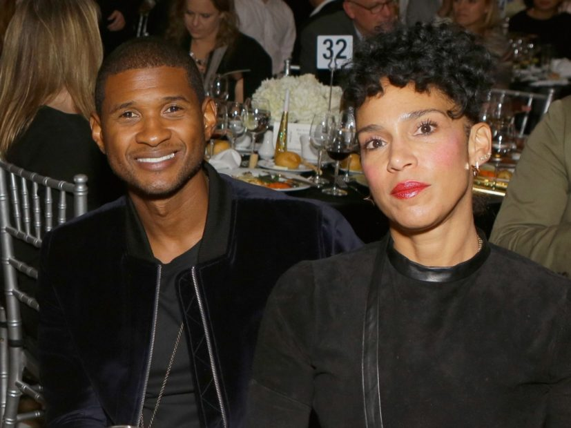 Usher Officially Files For Divorce From Grace Miguel