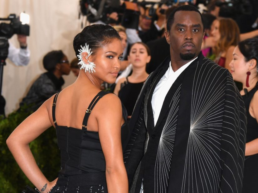 Diddy's Ex Cassie Moves In a New Fitness Guru Boyfriend