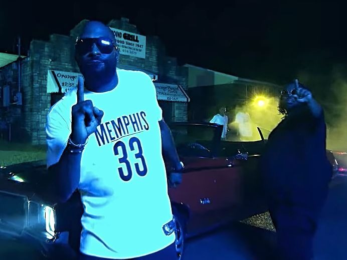 "8Ball & MJG Deliver The Goods On the New ""Take A Picture"" Video"