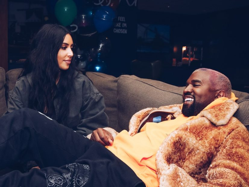 Kanye West Is Going To Drake For Kim Kardashian Again