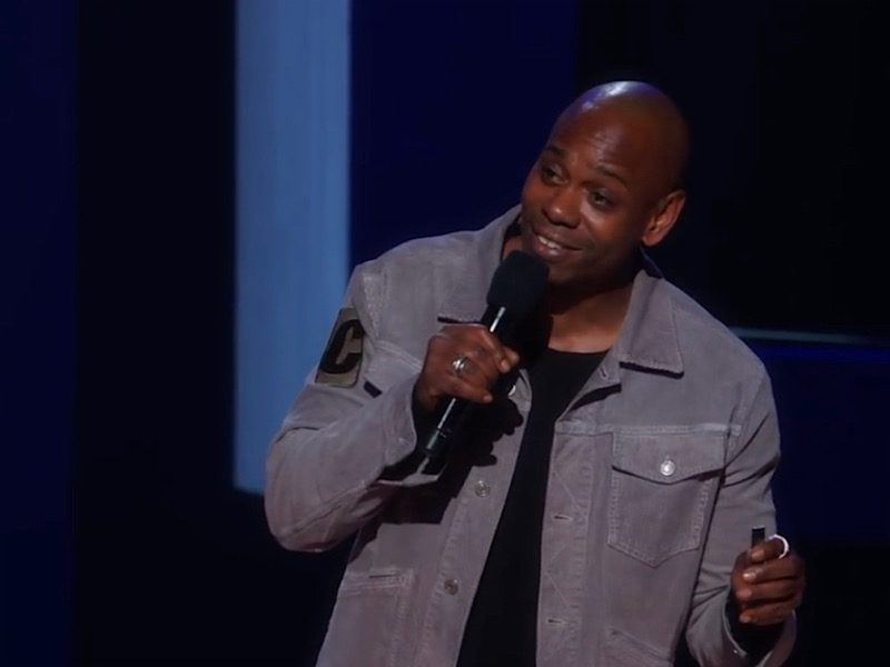 Dave Chappelle Declares R. Kelly The King Of R&B