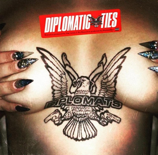 "Review: Dipset Returns Without A Splash On ""Diplomatic Ties"""