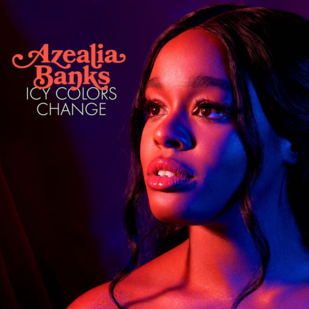 """Review: Azealia Banks' """"Icy Colors Change"""" EP Won't Be A Seasonal Tradition"""