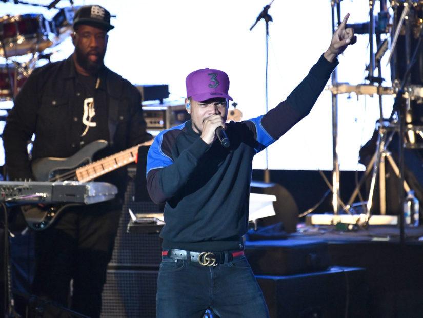 Chance The Rapper Embarks On International Christian Sabbatical