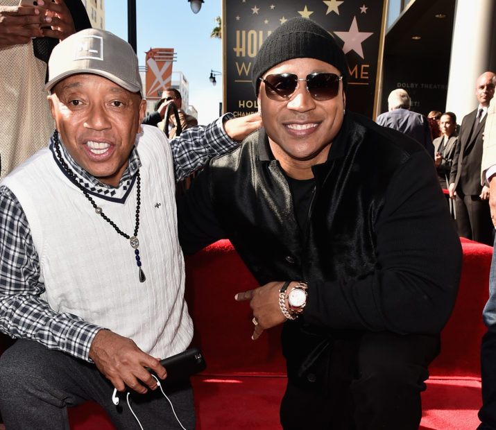 """Russell Simmons Vets LL Cool J's Rock Hall Snubs & Kurtis Blow's """"Christmas Rappin'"""""""